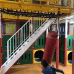 スポッチャ(ラウンド1)で子どもたちと体を動かそう 続