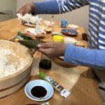 料理が苦手なお父さんにオススメ 手巻き寿司